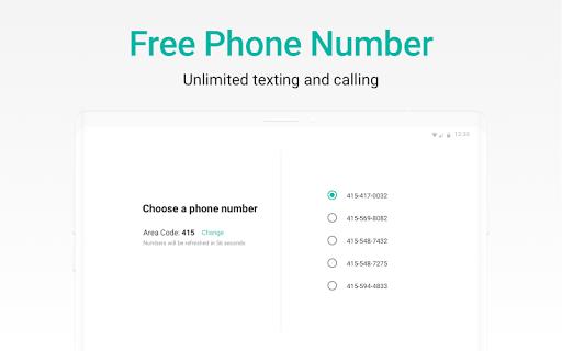 2ndLine - Second Phone Number screenshot 6