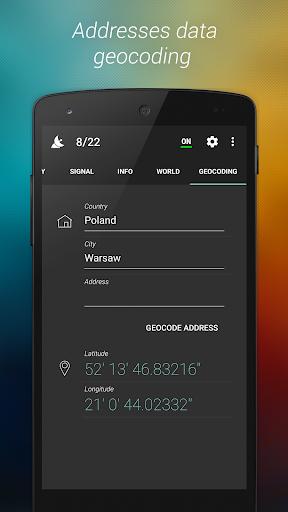 GPS Data screenshot 6