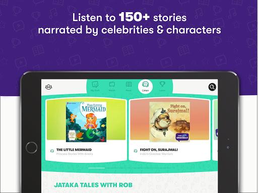 Voot Kids-Cartoons, Books, Quizzes, Puzzles & more screenshot 3