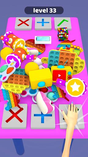 Trading Master 3D - Fidget Pop screenshot 2