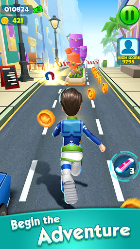 Subway Princess Runner screenshot 2