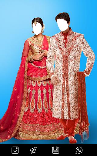 Couple Photo Suit Styles - Photo Editor Frames screenshot 3