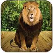 Talking Lion on 9Apps