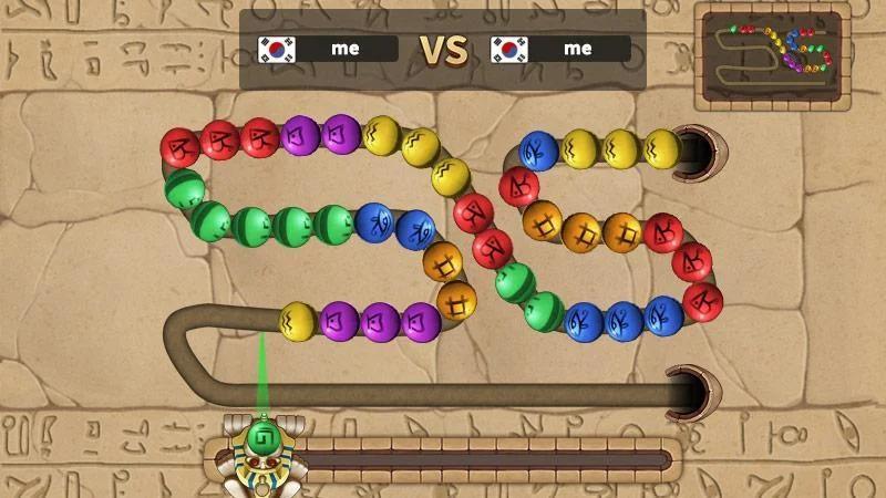 Marble King 6 تصوير الشاشة