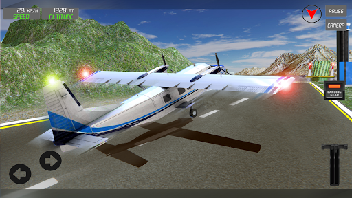Pilot Flight Simulator 2020: Airplane Flying Games screenshot 12