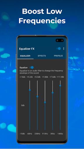 イコライザー Equalizer FX screenshot 3