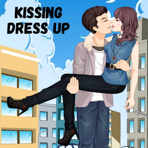 Kissing Dressup For Girls - Cute Couple Makeover icon