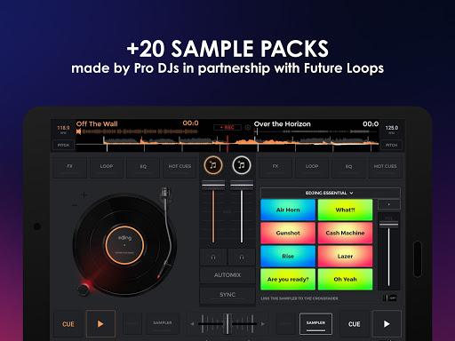 edjing Mix - Free Music DJ app screenshot 8