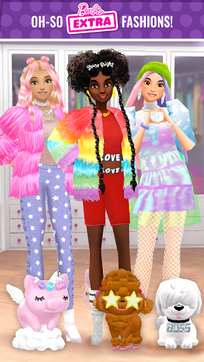 Barbie™ Fashion Closet screenshot 1