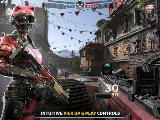 Modern Combat Versus: New Online Multiplayer FPS screenshot 11