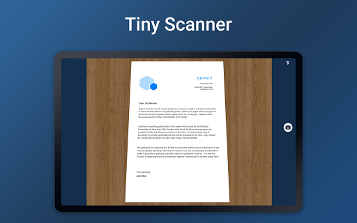 Tiny Scanner - PDF Scanner App screenshot 15