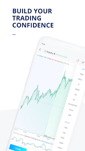 Webull: Investing & Trading. All Commission Free screenshot 6