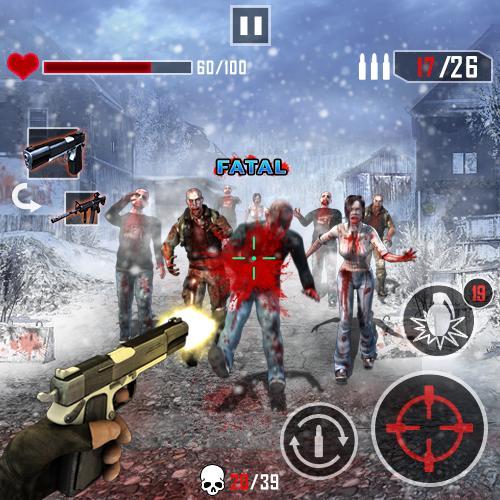 Zombie Killing - Call of Killers 14 تصوير الشاشة