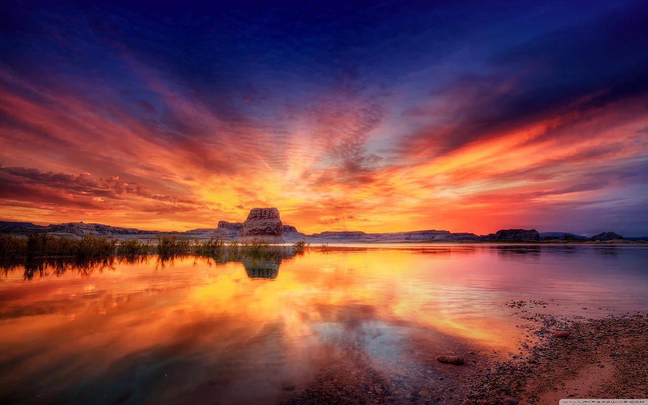 Sunset Live Wallpaper 3 تصوير الشاشة