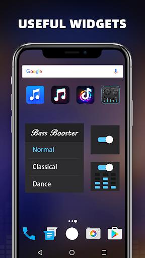 Bass Booster & Equalizer screenshot 5