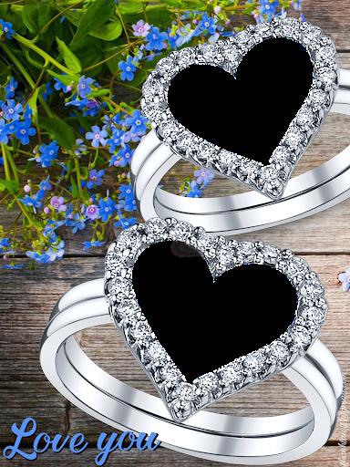 Lovely Ring Photo Frames screenshot 7