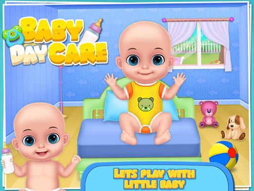 جليسة ألعاب الرعاية النهارية ورعاية الطفل واللباس 3 تصوير الشاشة
