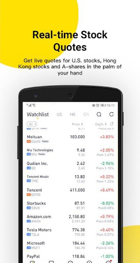 Tiger Trade-Global Invest&Save screenshot 2