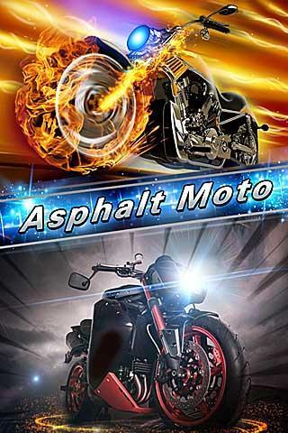 Asphalt Moto screenshot 3