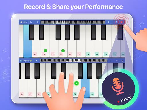 Piano   screenshot 11