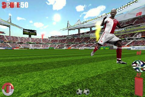 Goalkeeper Soccer World 2 تصوير الشاشة