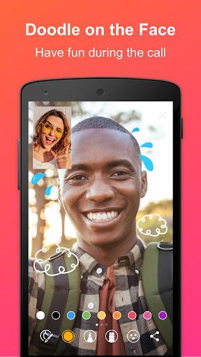 JusTalk - videochiamare gratis screenshot 2