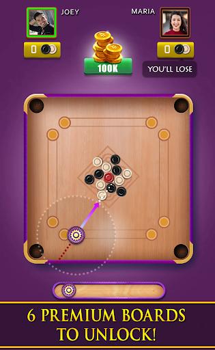 Carrom Royal - Multiplayer Carrom Board Pool Game screenshot 2