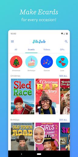 JibJab 4 تصوير الشاشة