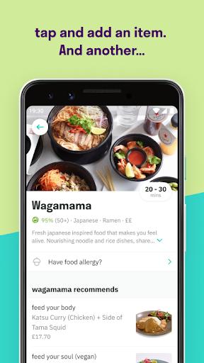 Deliveroo: Takeaway food screenshot 3