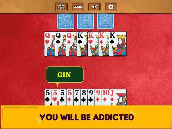 Gin Rummy Free! screenshot 9