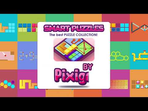 Smart Puzzles Collection 1 تصوير الشاشة