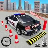 Police Car Parking Games New Prado Car Games 2021 on 9Apps