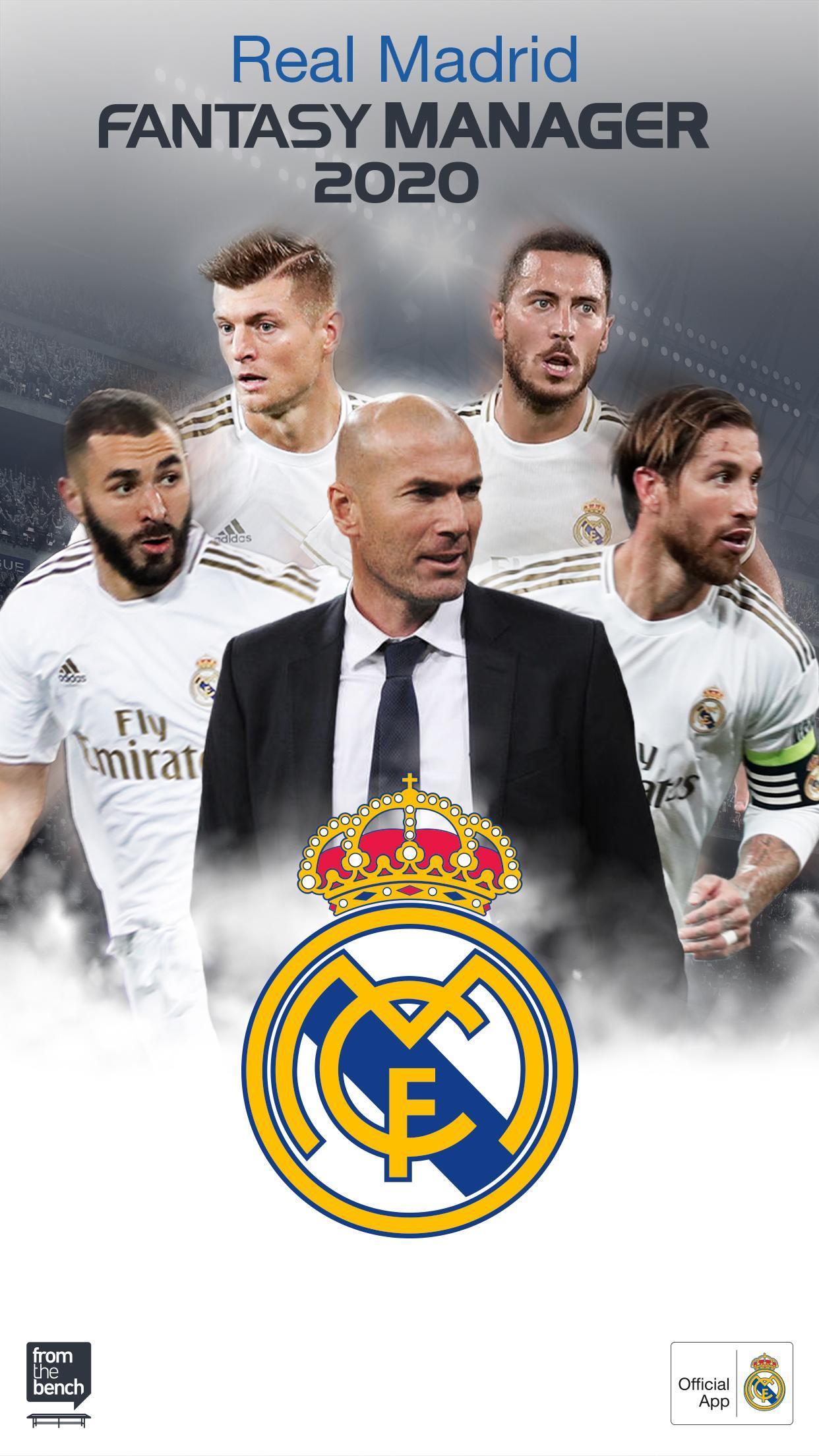 Real Madrid Fantasy Manager'20 Real football live 1 تصوير الشاشة