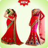 Women Saree Photo Suit icon