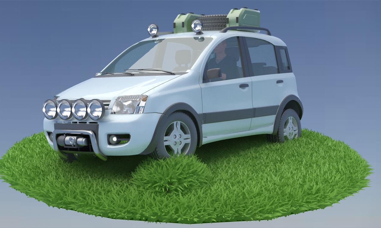4x4 driving simulator screenshot 2