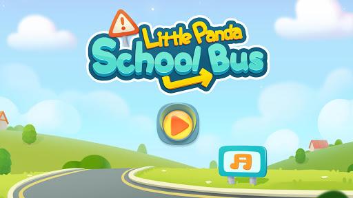 Baby Panda's School Bus - Let's Drive! screenshot 6