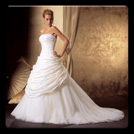 Wedding dress designs! icon