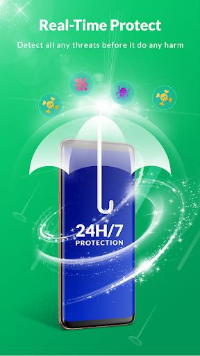 Antivirus & Virus Cleaner, Applock, Clean, Booster screenshot 2