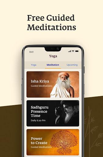 Sadhguru - Yoga, Meditation & Spirituality 6 تصوير الشاشة