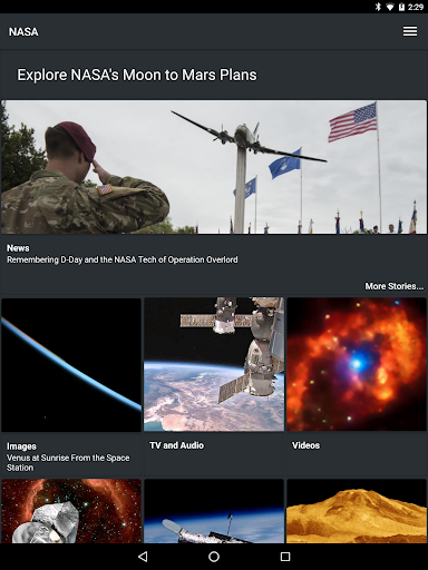 NASA screenshot 8
