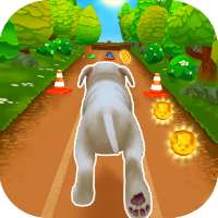 Pet Run - Puppy Dog Game on APKTom