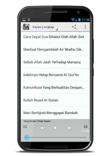 Ceramah Syaikh Ali Jaber screenshot 4