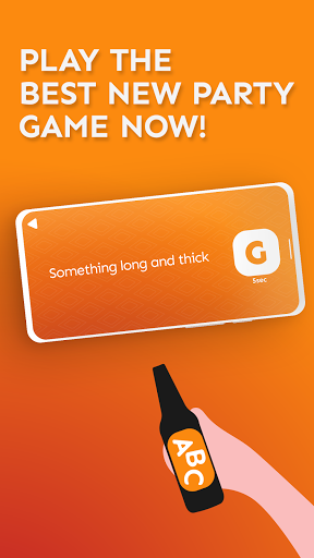 Naughty Letters – Drinking Game screenshot 1