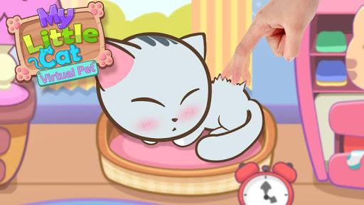 🐈🛁My Little Cat - Virtual Pet screenshot 6