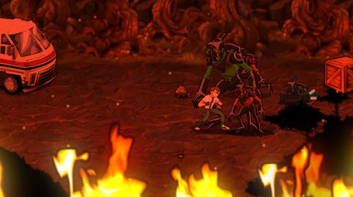 10 Shadow Benny 2: Alien Raging Fist screenshot 4