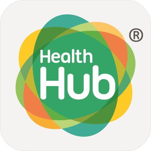 HealthHub SG أيقونة