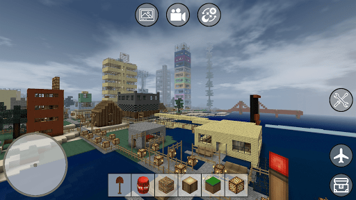 Mini Block Craft screenshot 4