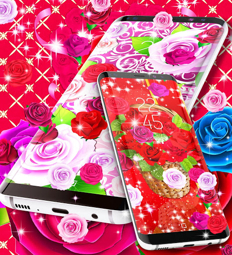 2020 Roses live wallpaper screenshot 3