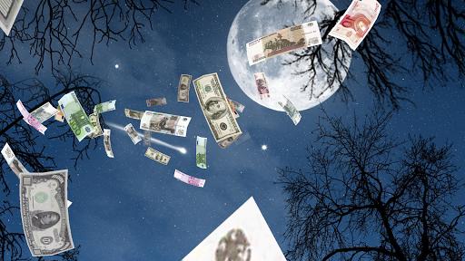 Falling Money 3D Live Wallpaper 21 تصوير الشاشة
