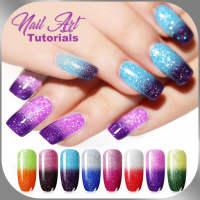 Nail Arts Step By Step, Nail Polish Tutorials on 9Apps